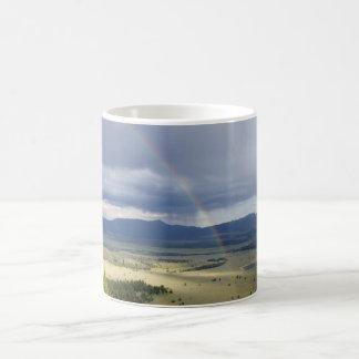 Rainbow in Grand Teton National Park Coffee Mug