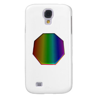 Rainbow In Shades Samsung Galaxy S4 Cases