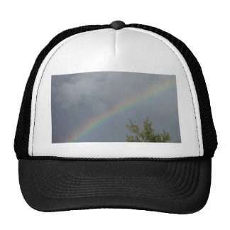 Rainbow in the Clouds Hats