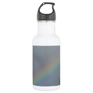 Rainbow in the Clouds Water Bottle