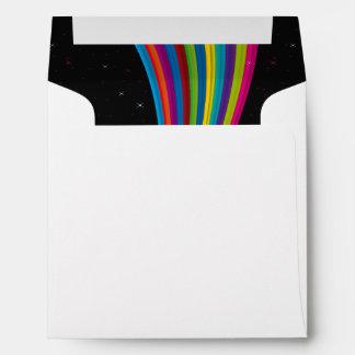 Rainbow In The Dark Envelopes