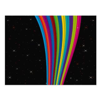 Rainbow In The Dark Post Cards
