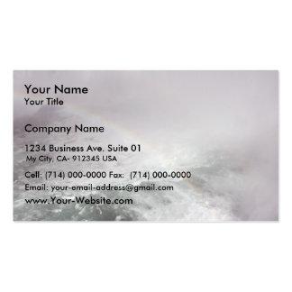 Rainbow In The Niagara Fall Business Cards