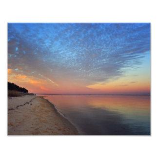 Rainbow in the Ocean Photo Art