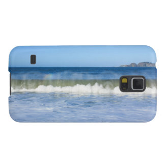 Rainbow in the Waves Phone Case