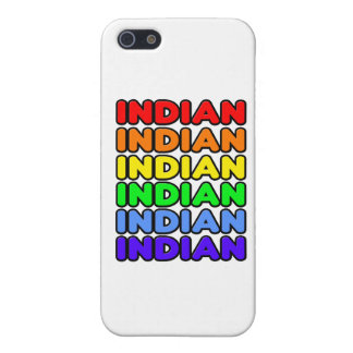 Rainbow Indian Cover For iPhone 5
