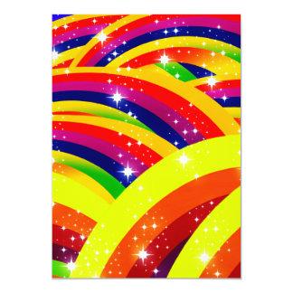 rainbow invasion card