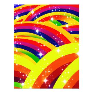 rainbow invasion flyer