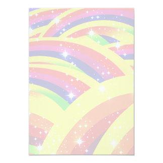 rainbow invasion light card