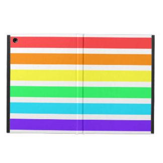 Rainbow iPad Air Mini 2 3 4 Case No Kickstand Cover For iPad Air