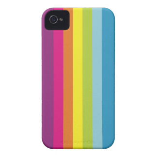 Rainbow iPhone 4/4S case by Estelle Acca