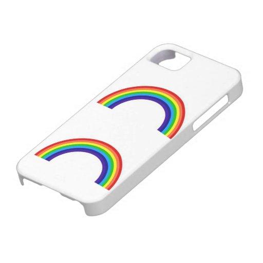 Rainbow Iphone cover iPhone 5 Cases