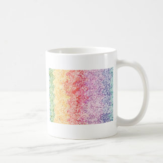 Rainbow Iterations Coffee Mug