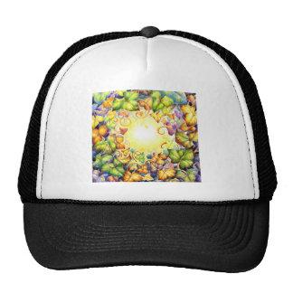 Rainbow Ivy Eye Trucker Hat