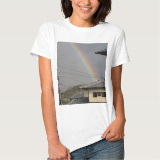 rainbow japan t shirt