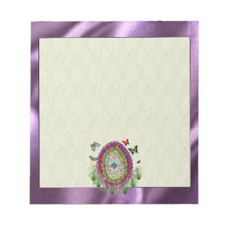 Rainbow Jewels Easter Egg Memo Notepads