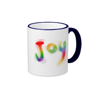 Rainbow Joy Mugs