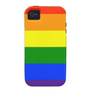 Rainbow Junk! iPhone 4/4S Cover