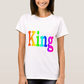 Rainbow King T-Shirt