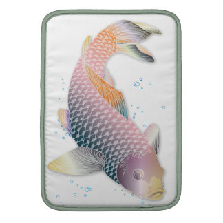 Rainbow Koi Fish MacBook Air Sleeve