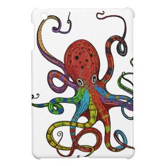 Rainbow Kraken ! iPad Mini Cases