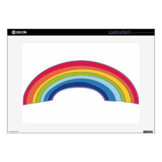 rainbow laptop skins