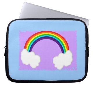 rainbow laptop sleeves