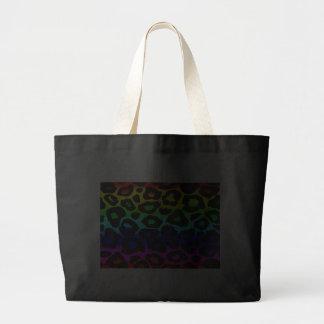 rainbow_leopard_print-altered bags