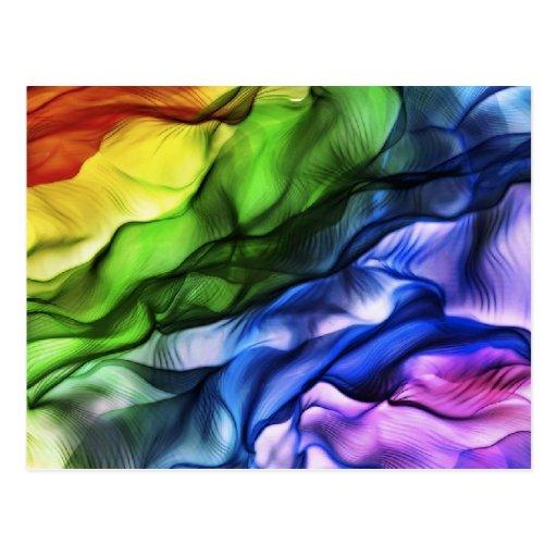 Rainbow_light Postcards