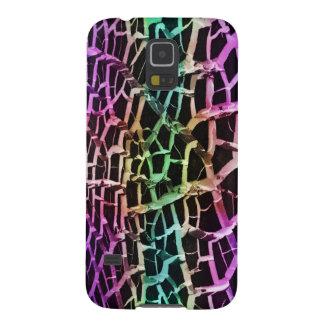 Rainbow Lights Cracked Ground Samsung Galaxy S5 Ca Galaxy S5 Cases