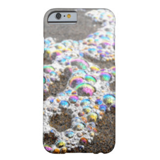Rainbow Like Glittering Sea Foam Barely There iPhone 6 Case