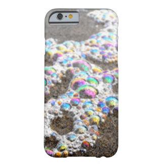 Rainbow Like Glittering Sea Foam iPhone 6 Case