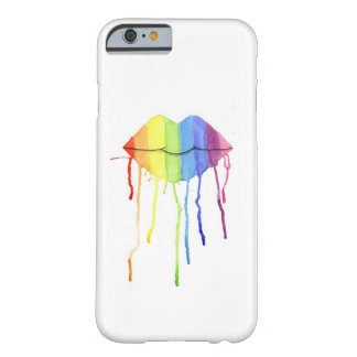 Rainbow Lips iPhone 6 Case