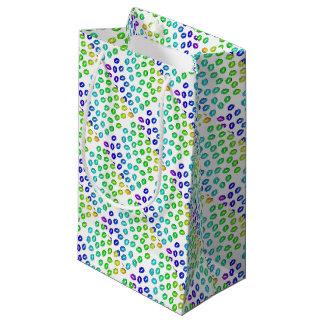 Rainbow Lips Small Gift Bag
