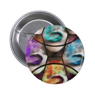 Rainbow Lips Vape Button