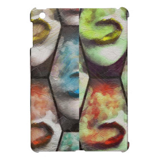 Rainbow Lips Vape Case For The iPad Mini