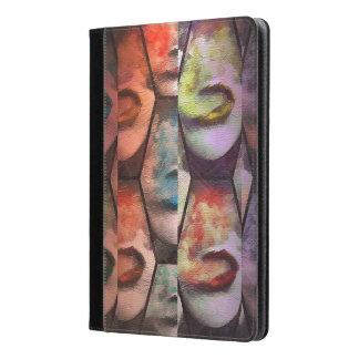 Rainbow Lips Vape iPad Air Case