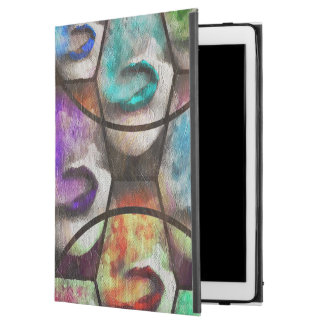 """Rainbow Lips Vape iPad Pro 12.9"""" Case"""