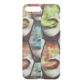 Rainbow Lips Vape iPhone 7 Plus Case
