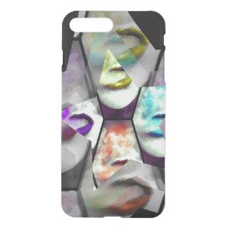 Rainbow Lips Vape iPhone 8 Plus/7 Plus Case