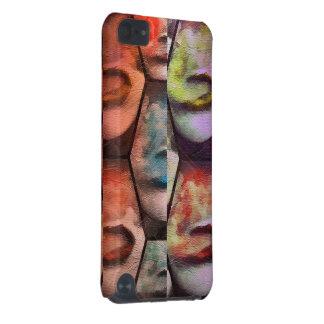 Rainbow Lips Vape iPod Touch 5G Cover