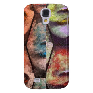 Rainbow Lips Vape Samsung Galaxy S4 Case