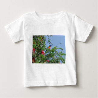 Rainbow Lorikeet Baby T-Shirt