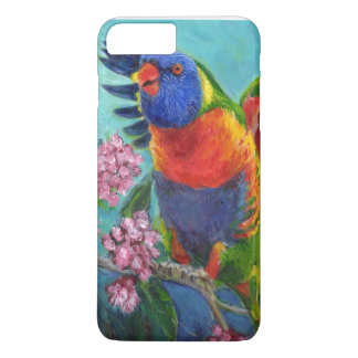 Rainbow Lorikeet iPhone 8 Plus/7 Plus Case
