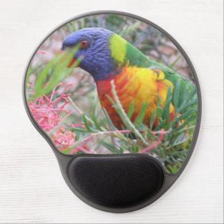 Rainbow Lorikeet Mousepad