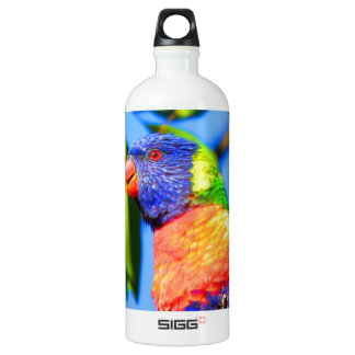 rainbow lorikeet SIGG traveler 1.0L water bottle