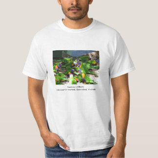 Rainbow Lorikeets T-Shirt