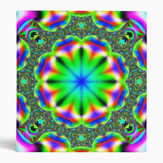 Rainbow Love_ 3 Ring Binder