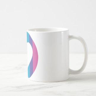 rainbow love coffee mugs