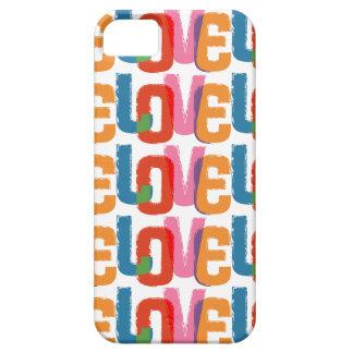 Rainbow Love iPhone 5 Case